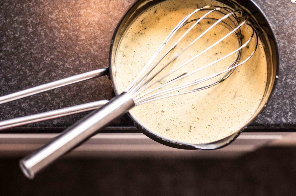 Bearnaise Sauce - low FODMAP opskrift