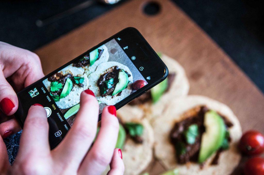 Tacos med oksekød og bløde tacoskaller - low FODMAP opskrift